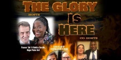 "REVIVAL IN THE CITY- THEME ""THE GLORY IS HERE"""