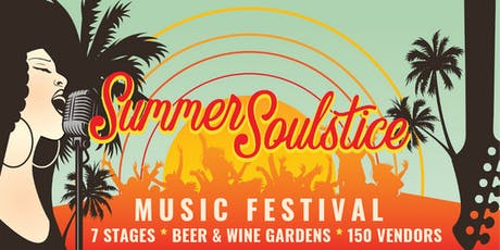 Summer Soulstice Festival  tickets