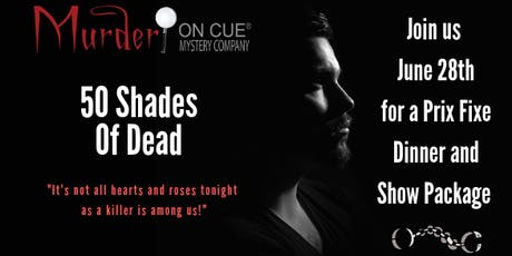 Renault Murder Mystery 50 Shades of Dead!  tickets