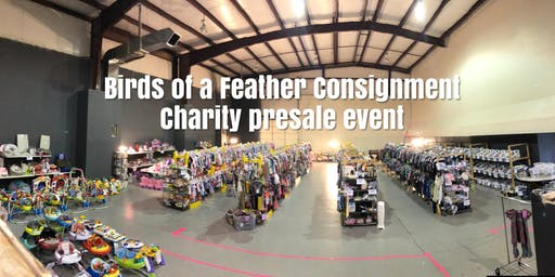 Birds of a Feather Charity Consignment Presale