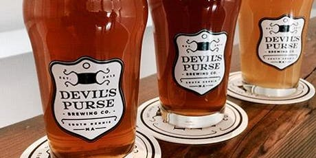 Beer Mug Painting at Devil's Purse Brewing Co. tickets