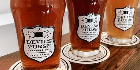 Beer Mug Painting at Devil's Purse Brewing Co.