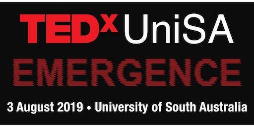 TEDxUniSA 2019: EMERGENCE