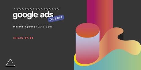 Google Ads (Online) entradas