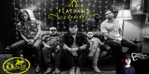 Flatland Cavalry with special guest Chris Colston