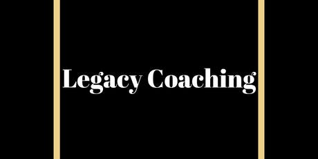 Legacy Coaching Workshop tickets