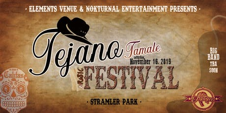 Tejano & Tamale Music Festival tickets