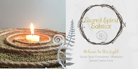 Sacred Spiral Solstice tickets