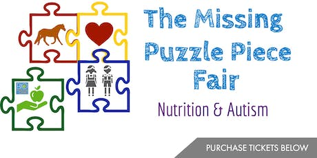 The Missing Puzzle Piece Fair tickets