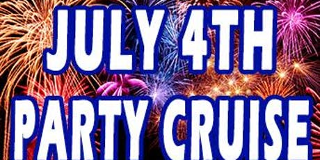 (July4thPartyCruise) - Cosmo Yacht - 4th of July Party Cruise tickets