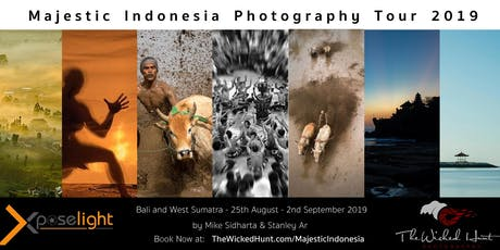 2019 Majestic Indonesia Photo Tour tickets