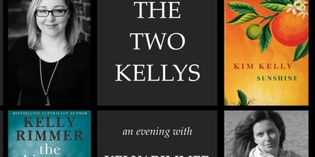 The Two Kellys – An evening with Kelly Rimmer and Kim Kelly  tickets