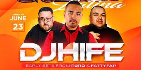 #SundayNight Party - La Gozadera Latina con DJ HIFE  - DJ R2RO - DJ FATTYFAB tickets