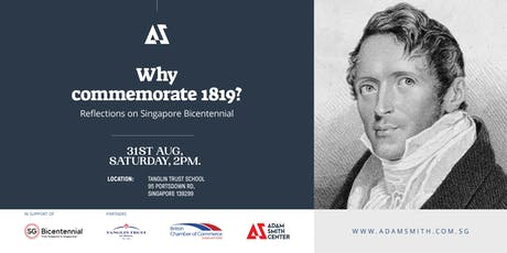 Why commemorate 1819? Reflections on Singapore Bicentennial tickets