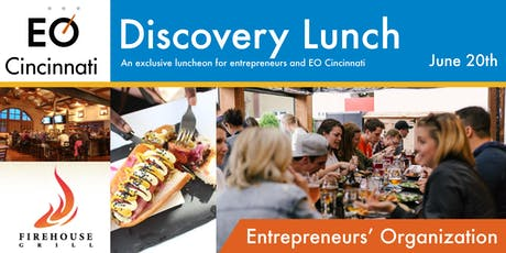EO Membership Discovery Lunch June 2019 tickets