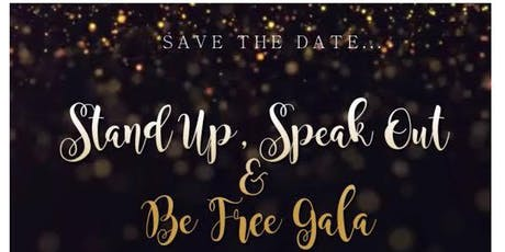 Stand Up, Speak Out & Be Free Fundraiser Reception tickets