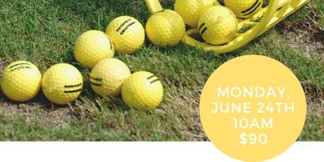 Alibi First Annual Golf Tourney tickets