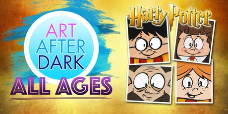 Art After Dark, All Ages, Harry Potter tickets