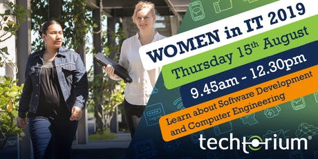 Women in IT - Techtorium NZIIT tickets