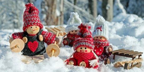 School Holiday Winter Art & Craft tickets