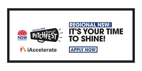 Wollongong Pitchfest tickets
