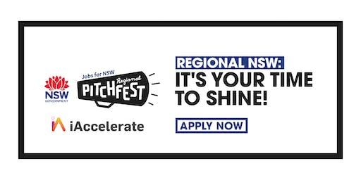 Wollongong Pitchfest