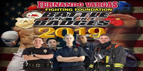 FVFF Battle of the Badges 2019 tickets