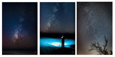 The Milky Way at Coquina Beach - A Low Light Excursion