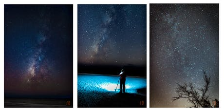 The Milky Way at Coquina Beach - A Low Light Excursion tickets