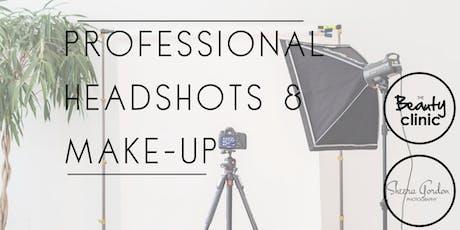 Professional Headshots & Make-up  tickets