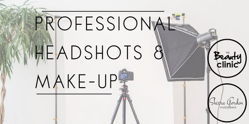 Professional Headshots & Make-up