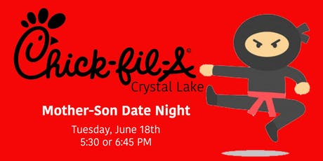 Mother-Son Date Night 2019 tickets