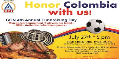 CGN 4th Annual Fundraising Day !!!