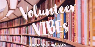 Volunteer VIBEs: Prison Book Program
