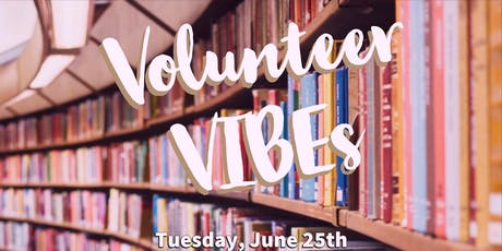 Volunteer VIBEs: Prison Book Program tickets