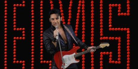 """A Tribute to Elvis"" ~ Stephen Freeman  tickets"