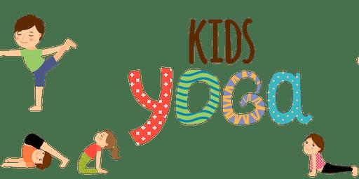 Kids Yoga with Christie Karnes