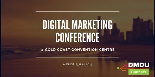 Digital Marketers Down Under Connect 2019