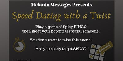 Speed Dating with a Twist 757