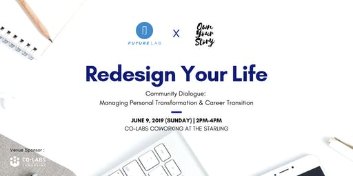 FL x OYS Community Dialogue: Redesign Your Life
