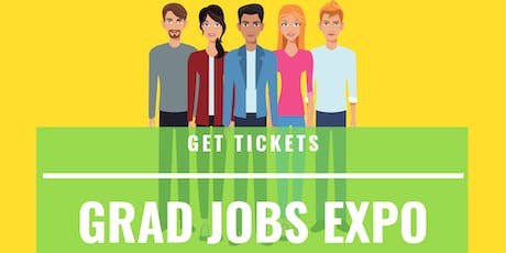 Graduate Jobs Expo tickets