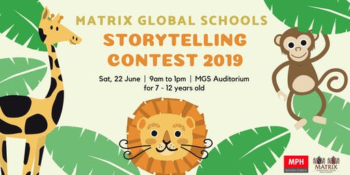 MGS Storytelling Contest 2019