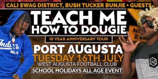 Cali Swag District, DMP & Bush Tucker Bunjie- Live in Port Augusta