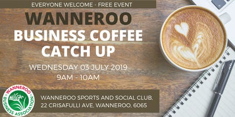 Business Coffee Catch Up Wanneroo tickets