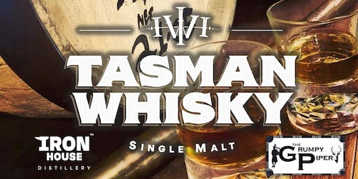 Iron House Distillery - TASMAN WHISKY - First Release Event - Launceston