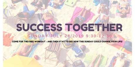 SUCCESS TOGETHER tickets