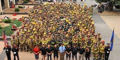 OKC 9/11 Memorial Stair Climb - 2019 - Law Enforcement