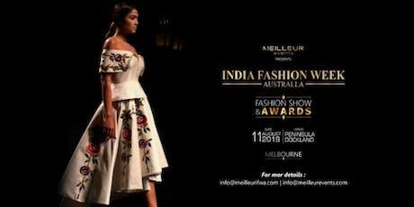 Indian Fashion Week Australia tickets