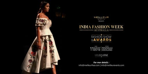 Indian Fashion Week Australia