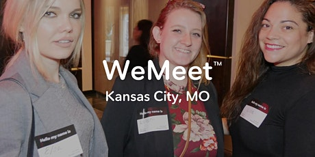 WeMeet Kansas City Networking & Social Mixer tickets